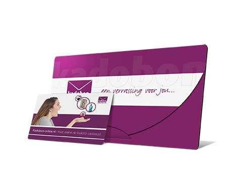 verrassing voor jou envelop