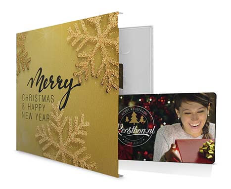 Kerst keuze cadeaubon