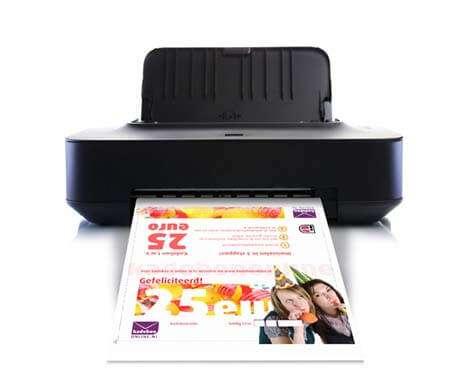Verjaardagscadeau man printen