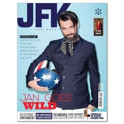 jfk tijdschrift