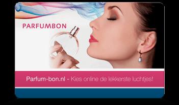 parfum cadeaubon